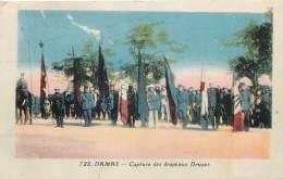 Syrie - Damas - Capture Des Drapeaux Druses - Syrien