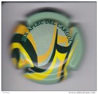 PLACA DE CAVA DEL APLEC DEL CARACOL (CAPSULE) ESCARGOT-CARGOL-SNAIL - Placas De Cava