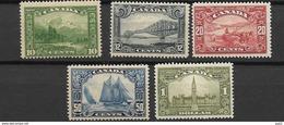 1928 MH Canada - Neufs