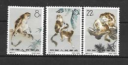 CHINA PRC 1963 S-60 Sc 713/5  MNH CH182 - 1949 - ... République Populaire