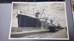 Photo Bateaux De Commerce Commandant Mantelet - Boats