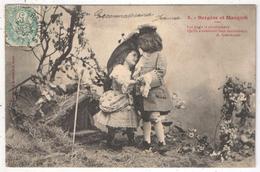 BERGERET - Bergère Et Marquis - 5 - 1904 - Bergeret