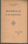 Antonin PERBOSC Hommage à Sa Mémoire - Boeken, Tijdschriften, Stripverhalen