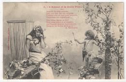 BERGERET - L'Amour Et La Jeune Fille - 5 - Bergeret