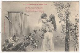BERGERET - L'Amour Et La Jeune Fille - 4 - Bergeret