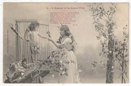 BERGERET - L'Amour Et La Jeune Fille - 3 - Bergeret