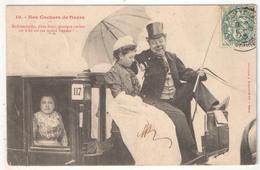 BERGERET - Nos Cochers De Fiacre - 10 - 1903 - Bergeret