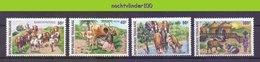 Mrg049 FAUNA ZOOGDIEREN BOERDERIJDIEREN KOEIEN HERDERS COWS KUHE MAMMALS FARM ANIMALS TOGO 1974 PF/MNH - Koeien
