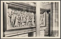 Crucifixion Panel, Truro Cathedral, Cornwall, C.1960 - Penpol RP Postcard - England