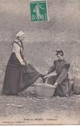 Carte 1910 SCENES DU BERRY / GALANTERIE ( Folklore) - Non Classés