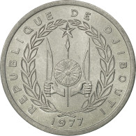 Djibouti, Franc, 1977, Paris, FDC, Aluminium, KM:20 - Djibouti