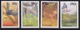 Michel 550/553 - Cote 12.00 Euro - XX - Tanzanie (1964-...)