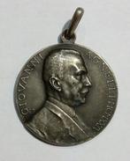 FIAT - Medaglia Dedica A GIOVANNI AGNELLI E 25° ANNIVERSARIO Della Fonfazione Della Casa Automobilistica (1924) - Professionali/Di Società