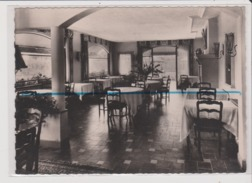 CPSM Grand Format - Restaurant LE LOGIS DU LOUP - CAGNES SUR MER - Sur La Nationale N°7 - Cagnes-sur-Mer