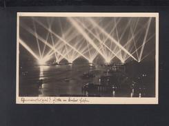 Dt. Reich AK Kieler Hafen 1940 - Weltkrieg 1939-45