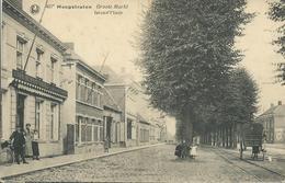 HOOGSTRATEN Grand Place   STATION - Hoogstraten