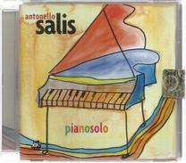 # CD: Antonello Salis - Pianosolo - 2005 - Jazz