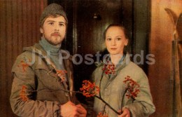 Since We Are Together - Actor A. Lielais , Actress S. Smirnova - Movie - Film - Soviet - 1984 - Russia USSR - Unused - Actors
