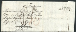 LAC - Déboursé De Breme - DEB.129 BREMEN - 18 Aout 1813  - Aoa10702 - 1792-1815: Conquered Departments