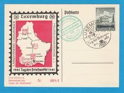 TAG DER BRIEFMARKE1941.JOURNEE DU TIMBRE,1941. - 1940-1944 Deutsche Besatzung
