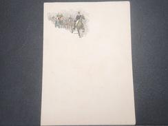 MILITARIA - Carte , Dessin Défilé Sur Champ Elysées - L 8240 - Documents