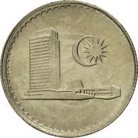 Malaysie, 5 Sen, 1982, Franklin Mint, FDC, Copper-nickel, KM:2 - Malaysie
