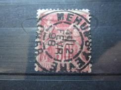 """VEND BEAU TIMBRE DE FRANCE N° 98 , CACHET """" MEHUN-S-YEVRE """" !!! - 1876-1898 Sage (Type II)"""