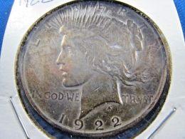 [D*] 1922  PEACE DOLLAR               (dp$1) - Emissioni Federali