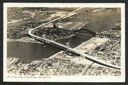 NEW YORK Aerial View Of The Triboro Bridge USA - Ponts & Tunnels