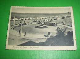 Cartolina Miramare Di Rimini - La Rotonda 1952 - Rimini