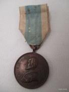 Medaille  Sacerdotale 1888  Avec Ruban - France
