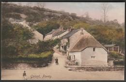 Golant, Near Fowey, Cornwall, C.1910 - Frith's Postcard - England