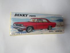 "Dinky Toys Atlas - Opel "" Admiral ""   - 513 - TBE - - Autres"