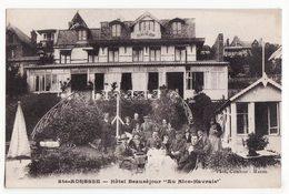 "76  SAINT ADRESSE   Hôtel Beauséjour ""au Nice Havrais"" - Sainte Adresse"
