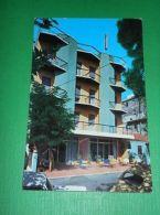 Cartolina Cattolica - Pensione Arizona 1964 - Rimini