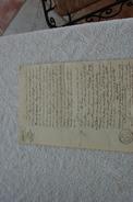 CERTIFICAT DE CONDUITE PENDANT L EXIL DES 100 JOURS - Documents