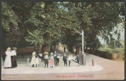 The Rope Walk, Falmouth, Cornwall, C.1905 - Empire Series Postcard - Falmouth