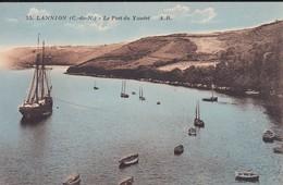 22---RARE---LANNION---Le Port Du Yaudet---voir 2 Scans - Lannion