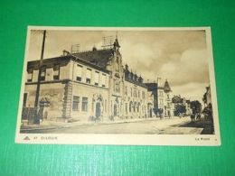 Cartolina Francia - St. Louis - La Poste 1930 Ca - Postcards