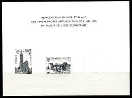 BE  F 1891  XX    ----   Aucun Pli  --  Cachet à Sec De La Poste   --  Texte Français - Black-and-white Panes