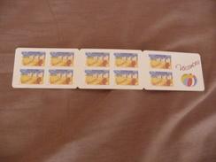 CARNET  DE  FRANCE  AUTOADHESIF  2005   BC53  COTE  15,00  EUROS  NEUF  LUXE** - Gedenkmarken