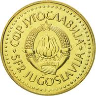 Yougoslavie, 5 Dinara, 1982, FDC, Nickel-brass, KM:88 - Joegoslavië