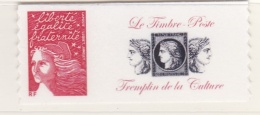 """Personnalisé   Adhésif  """" Marianne De Luquet """"    3729 A Vignette Cérès  Luxe  Année 2004 - Personalized Stamps"""