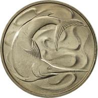 Singapour, 20 Cents, 1981, Singapore Mint, FDC, Copper-nickel, KM:4 - Singapour