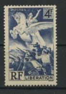 FRANCE -  LIBERATION - N° Yvert 669** - France