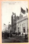 Bruxelles. Exposition Universelle De 1910. Maison Du Peuple. 1910 - Expositions Universelles
