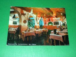 Cartolina Bari - Palese - Ristorante La Capannina 1966 - Bari