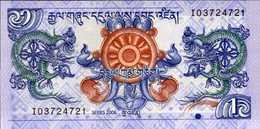 BHOUTAN  1 NGULTRUM  De 2006  Pick 27a  UNC/NEUF - Bhután