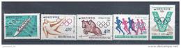 1964 COREE DU SUD 354-58** J.O Tokyo - Korea (Süd-)