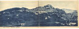 Carte Double Muro Lucano Panorama Générale - Potenza
